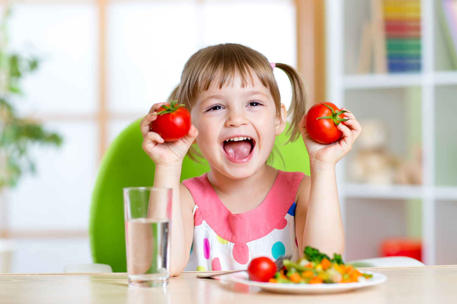 Organic Products For Your Child's Diet post thumbnail image